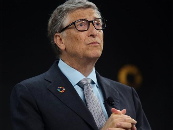 11 su that ve do giau co cua Bill Gates
