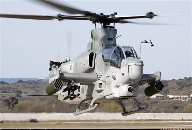"Day truc thang Mi-24 ""ve vuon"" de ruoc AH-1Z: Sai lam chet nguoi!-Hinh-5"