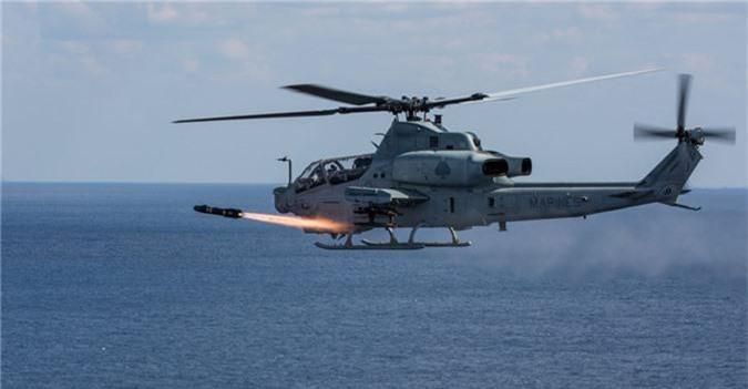 "Day truc thang Mi-24 ""ve vuon"" de ruoc AH-1Z: Sai lam chet nguoi!-Hinh-6"