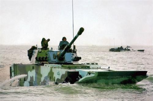 Bài báo cho biết, với ZTD-05 và các phần cứng quân sự khác, Quân đội Trung Quốc có vị trí tốt để đối phó với Đài Loan và hoạt động tác chiến khác.