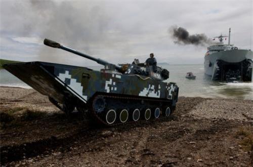 Mặc dù phân loại ZTD-05 là xe chiến đấu đổ bộ lội nước, tuy nhiên căn cứ vào hỏa lực và hình dạng thì người ta có thể tạm xếp nó vào vai trò của một xe tăng lội nước.