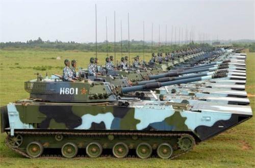 Đáng lưu tâm, theo một số nguồn tin, ZTD-05 không hẳn là sản phẩm do Trung Quốc thiết kế mà bản thiết kế của nó vốn do Cục thiết kế Tula (Nga) thực hiện, sử dụng khoang chiến đấu dòng xe chiến đấu bộ binh BMP-3 của Nga.