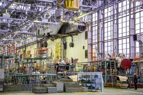 Phi đội MiG-31 của Không quân Nga sẽ tiệm cận với quy mô thời kỳ Liên Xô