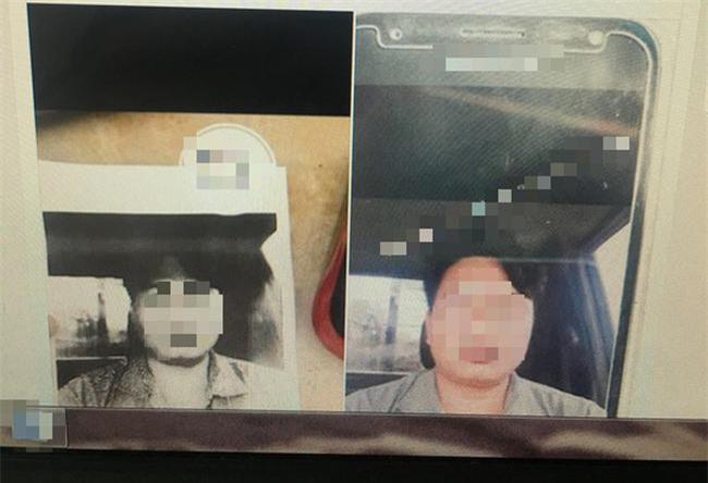 Hình ảnh được cho là nghi phạm gây ra nhiều vụ án mạng trên địa bàn TP Hà Nội và tỉnh Vĩnh Phúc được lan truyền trên mạng xã hội. Ảnh: Báo Người lao động