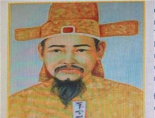 Danh tuong thoi vua Le chua Trinh 13 tuoi da lam quan la ai?