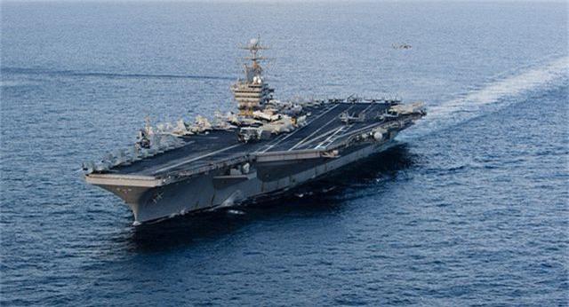 Iran cảnh báo tên lửa tầm ngắn cũng dễ dàng bắn hạ tàu Mỹ - 1