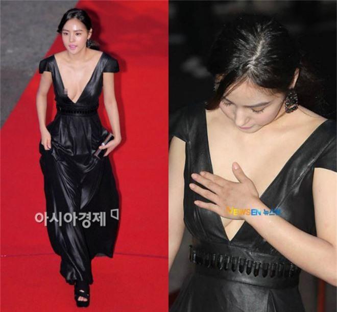 Những màn lộ hàng của sao Hàn khiến fan cũng phải xấu hổ thay: Hyuna là thánh hớ hênh nhưng chưa sốc bằng số 2 - Ảnh 13.