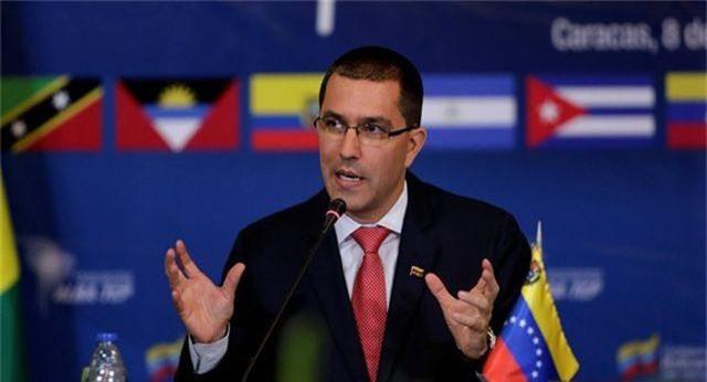 Venezuela tuyên bố sẵn sàng bắt đầu đối thoại với Mỹ - 1