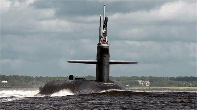 Bê bối danh sách cưỡng hiếp nhằm vào các nữ thủy thủ tàu ngầm Mỹ - 1