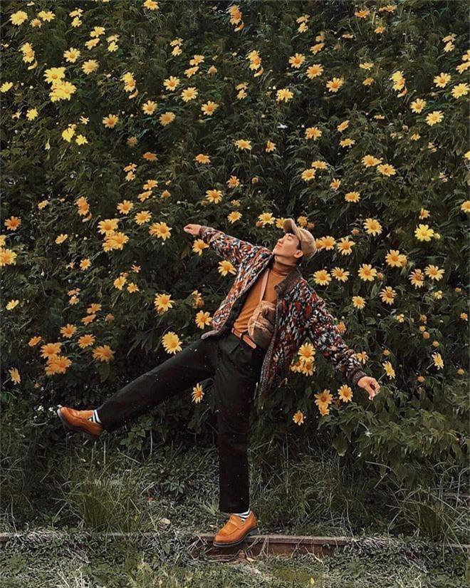 """Đẹp thổn thức giàn hoa giấy sống ảo """"cực phẩm"""" đang được giới trẻ nhiệt tình săn đón tại Đà Lạt - Ảnh 1."""