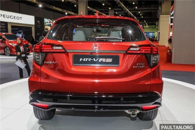 honda hr-v rs co them mau noi that moi hinh 12