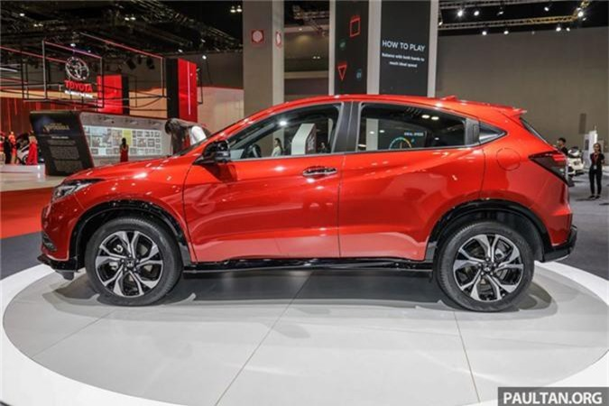 honda hr-v rs co them mau noi that moi hinh 3