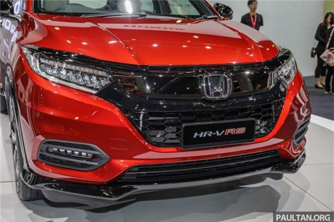 honda hr-v rs co them mau noi that moi hinh 4