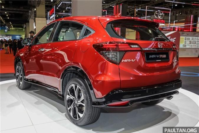 honda hr-v rs co them mau noi that moi hinh 6