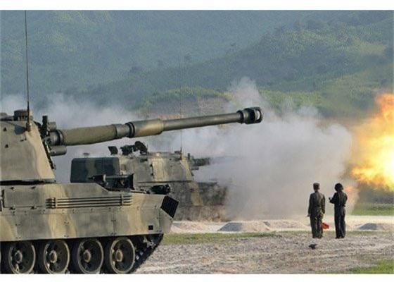 "Phao binh – ten lua Trieu Tien ""gao thet am troi"", My-Han ""rung roi""-Hinh-9"
