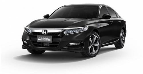 Honda Accord 2019.