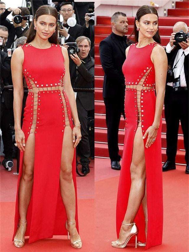 Khi người đẹp bị chê vì mặc hở hang tại LHP Cannes - 10