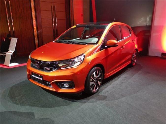 Việt Nam sẽ là thị trường thứ 2 đón nhận mẫu xe giá rẻ - Honda Brio 2019 - Ảnh 4