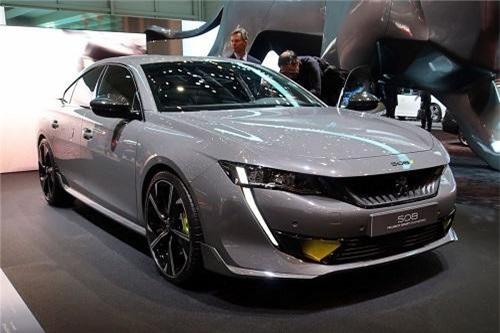 Peugeot 508 Sport Engineered.
