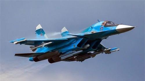 Su-34 không thể hiện được ưu thế vượt trội trước các loại chiến đấu cơ đa năng hiện đại