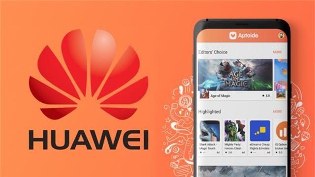 Huawei đang đàm phàn để thay thế kho ứng dụng Google Play - Ảnh 1.