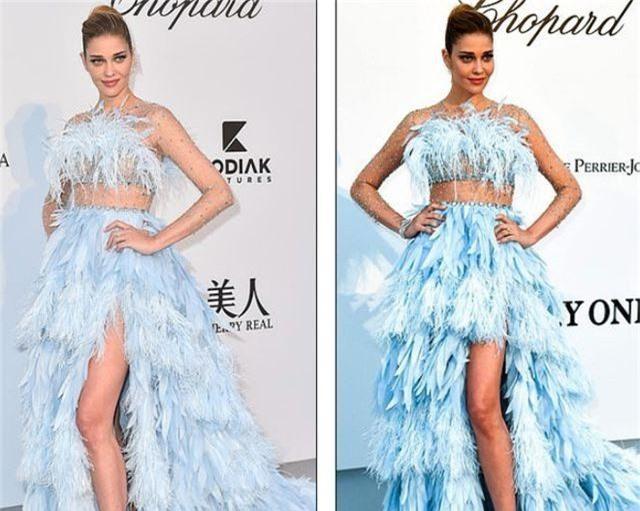 Kendall Jenner đẹp như công chúa với váy hồng - 10