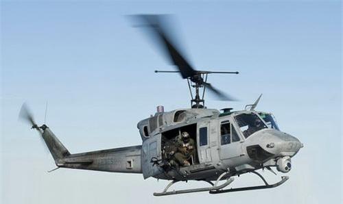 Trực thăng đa dụng hạng nhẹ UH-1N Twin Huey của Lục quân Hoa Kỳ