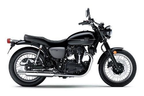 Kawasaki W800 Street 2019.