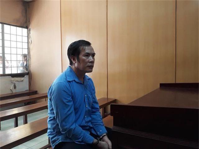 Bị cáo Danh lãnh 25 năm tù.