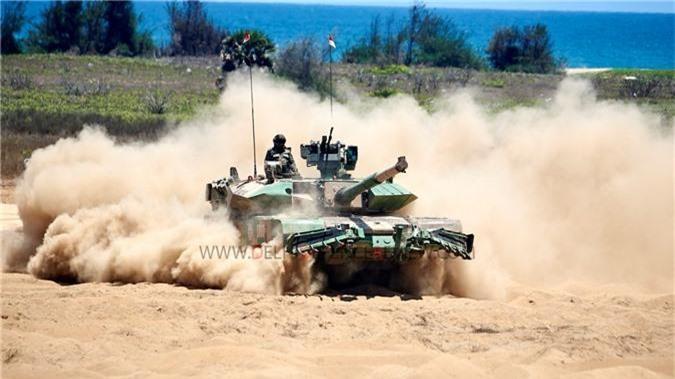 Ly do nao khien dong tang T-90 Nga chiem tron cam tinh cua An Do?