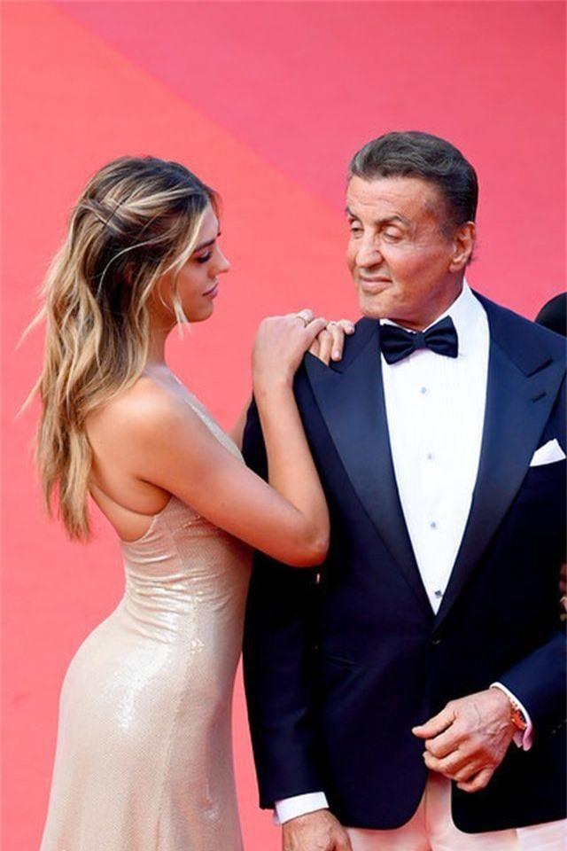 Rambo hạnh phúc cùng vợ con dự LHP Cannes - 2