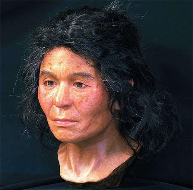 Tái tạo thành công khuôn mặt của một người phụ nữ thời cổ đại ở Nhật - 2