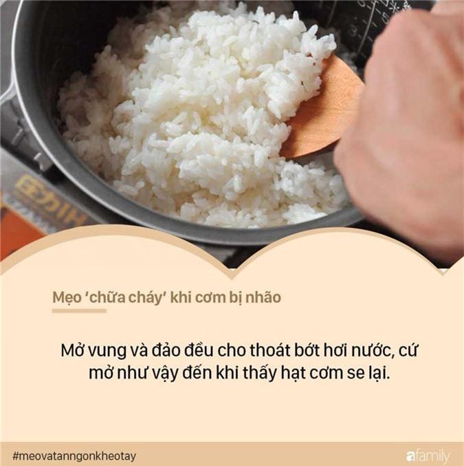 Cứ ngỡ mình nấu cơm ngon nhưng bạn vẫn sẽ há hốc miệng khi biết chùm chữa cháy chuẩn chỉnh này - Ảnh 3.