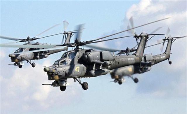 Nga thử nghiệm hơn 100 loại vũ khí mới ở Syria - 2