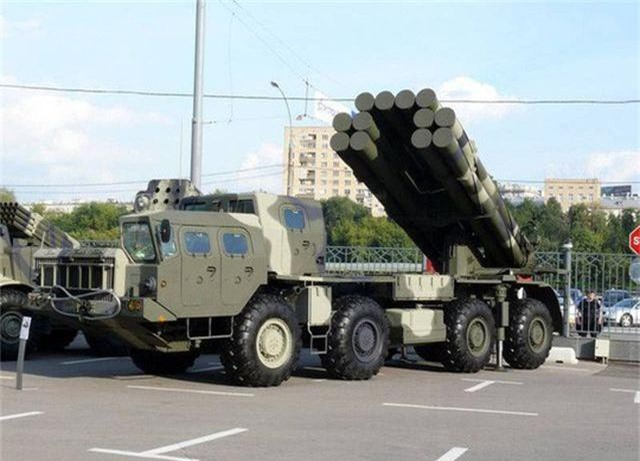 Nga thử nghiệm hơn 100 loại vũ khí mới ở Syria - 3