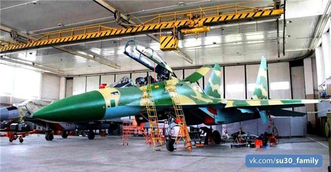 12 may bay Su-30K duoc du doan toi VN da co chu-Hinh-2