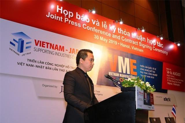 , ông Phan Ngân, Giám đốc Dự án, Công ty Reed Tradex Việt Namchia sẻ