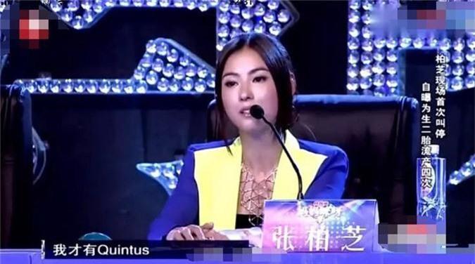 Netizen Trung nghi ngờ Trương Bá Chi nói dối về việc sảy thai 4 lần - Ảnh 6.