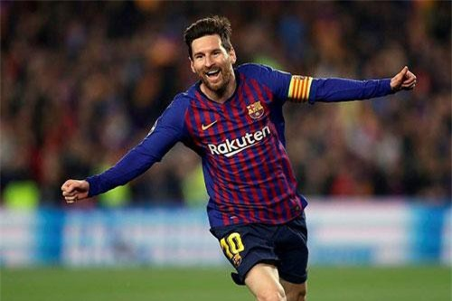 1. Lionel Messi (Barcelona, 36 bàn - 72 điểm).