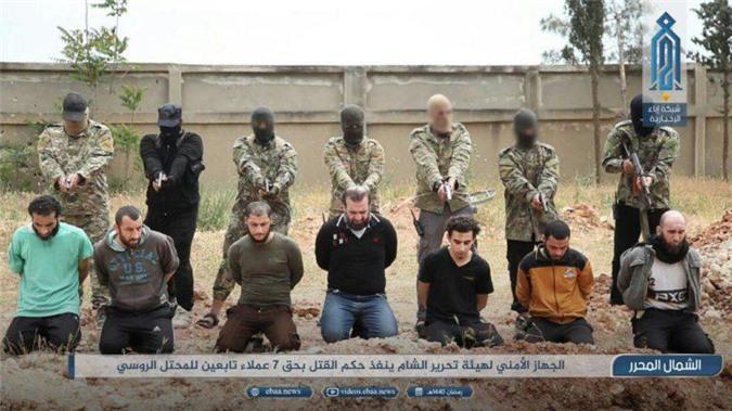 Những kẻ khủng bố