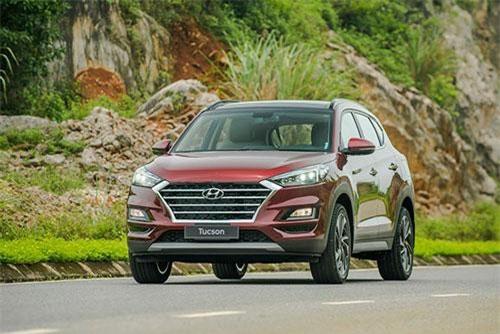 Những nâng cấp đáng giá giúp Hyundai Tucson 2019 tăng thêm sức cạnh tranh trên thị trường.