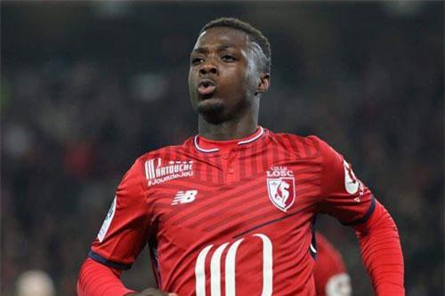 =5. Nicolas Pepe (Lille, 22 bàn - 44 điểm).