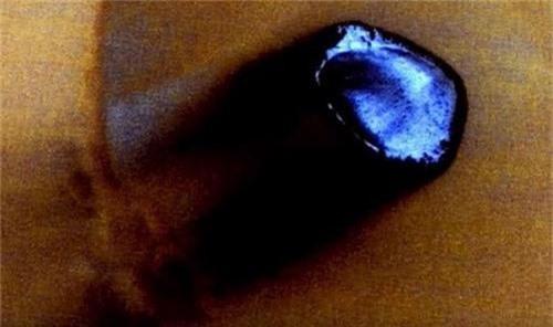 Google Mars lo hinh anh UFO cua nguoi ngoai hanh tinh?