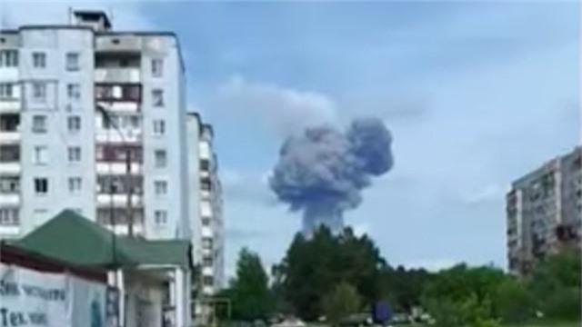 Nổ nhà máy TNT ở Nga: 200 tòa nhà bị hư hại, 79 người bị thương - 1