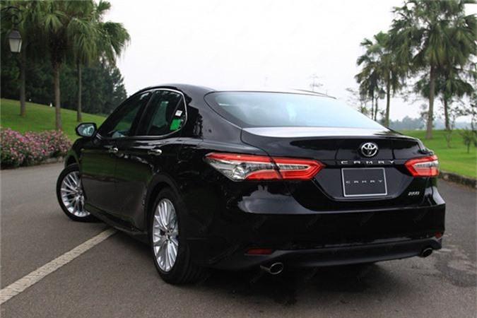 Toyota Camry 2019 tai Viet Nam - dan loi dam me-Hinh-2