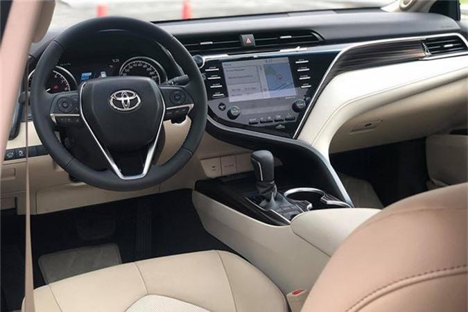 Toyota Camry 2019 tai Viet Nam - dan loi dam me-Hinh-3