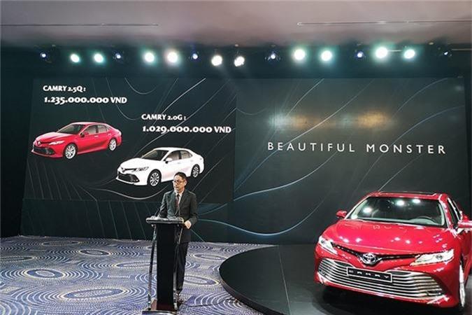 Toyota Camry 2019 tai Viet Nam - dan loi dam me-Hinh-7