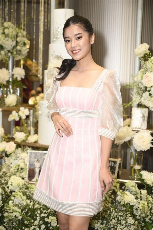 Chồng Thu Minh tháp tùng vợ dự đám cưới nhạc sĩ Dương Khắc Linh - 13