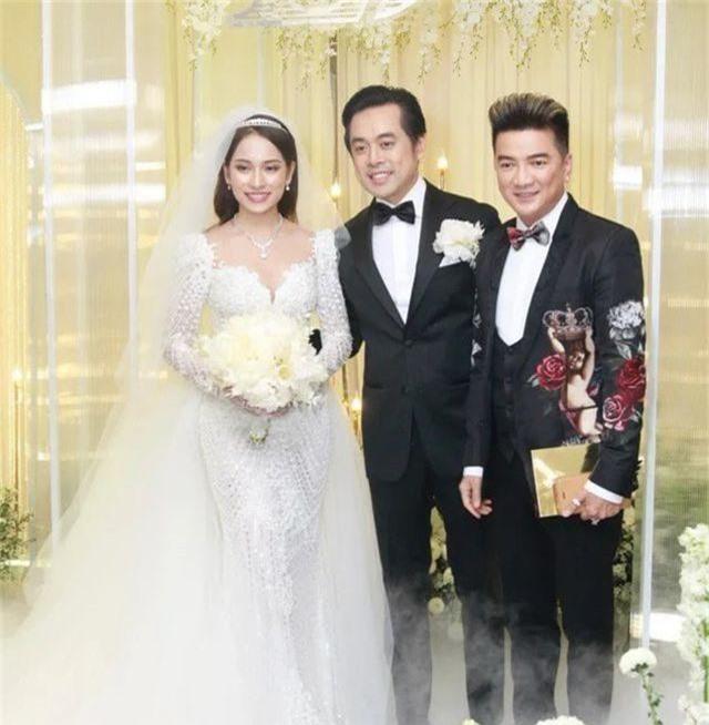 Chồng Thu Minh tháp tùng vợ dự đám cưới nhạc sĩ Dương Khắc Linh - 19