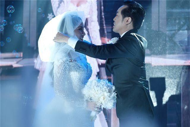 Chồng Thu Minh tháp tùng vợ dự đám cưới nhạc sĩ Dương Khắc Linh - 23